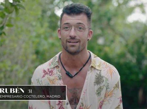 Ruben Sanchez isla tentaciones