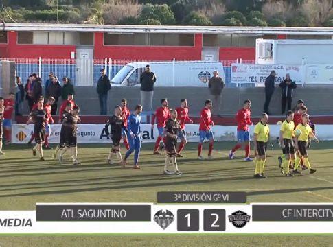 Vídeo Saguntino-Intercity