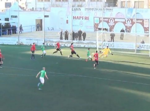 Vídeo goles Tercera VI