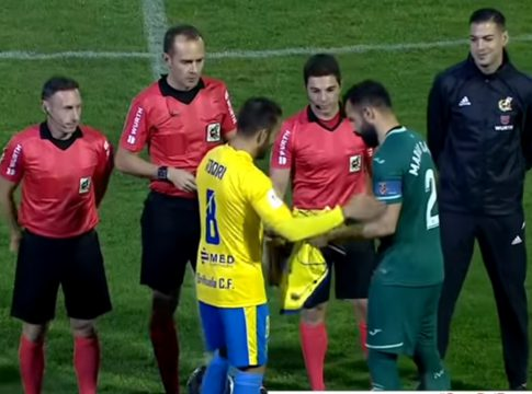 Video Orihuela-Villarreal copa del rey