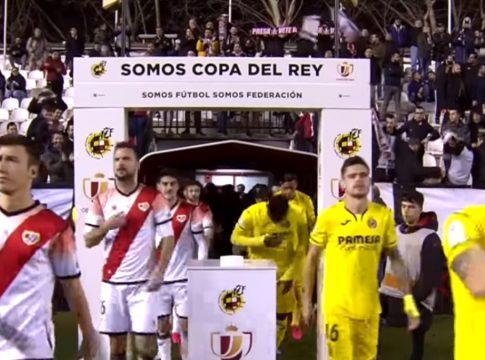 Video Rayo Vallecano-Villarreal