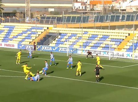 Video Villarreal C-Recambios Colon