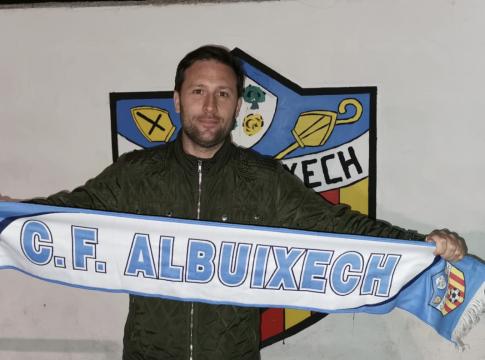 Daniel González CF Albuixech