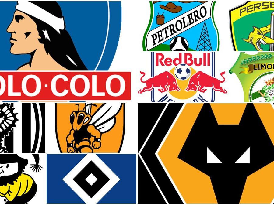 Top 10 Escudos De Fútbol Más Raros Que Debes Conocer