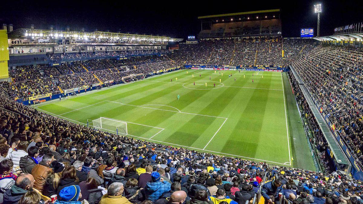 El Madrigal Villarreal