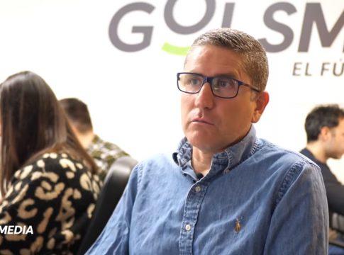 Juan Carlos Garrido entrevista Golsmedia video