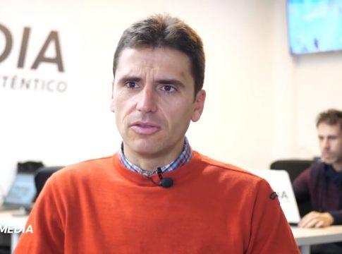 Nacho Sanchis Dakar entrevista video