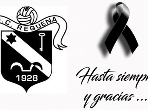 SC Requena condolencias