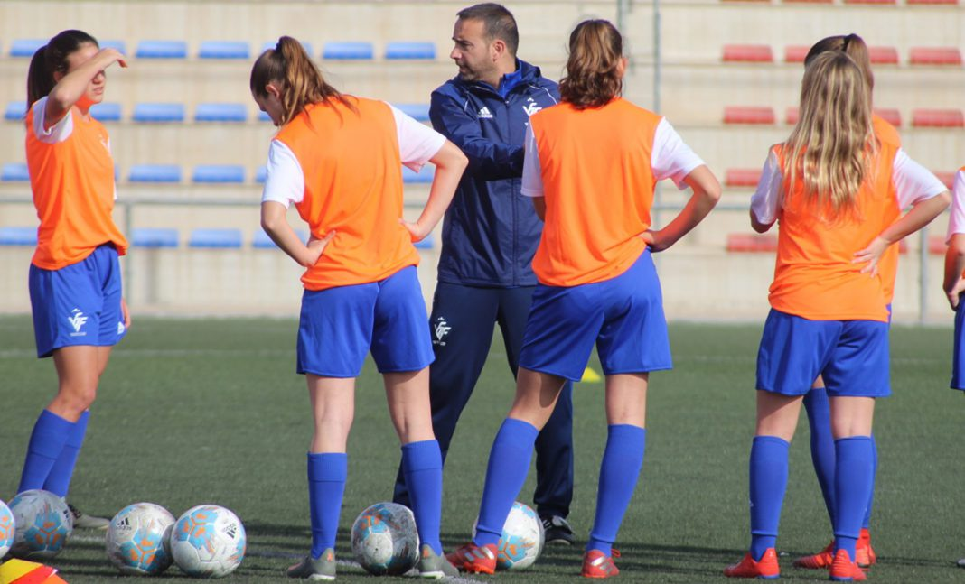 Seleccio valenciana sub 21 futbol femenino