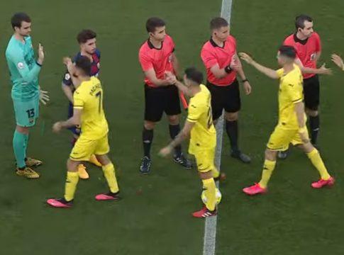 Vídeo Barcelona B-Villarreal B