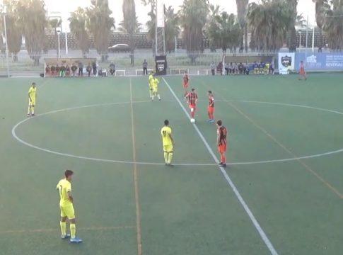 Vídeo Patacona-Villarreal Juveniles