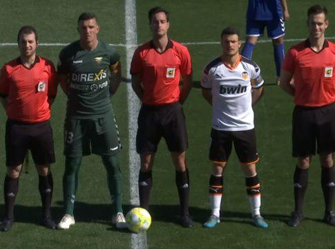 Vídeo Valencia Mestalla-CF Badalona