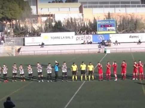 Video CD Cabanes-CD Castellon B