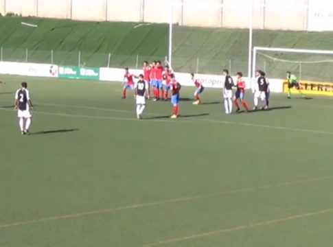 Video Huracan-Castellon B