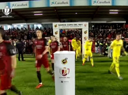 Video Mirandes-Villarreal
