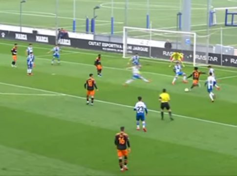 Video Valencia Mestalla-Espanyol B