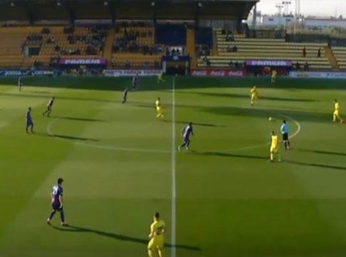 Video Villarreal C-Alzira