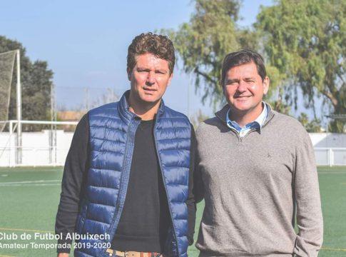 Albuixech CF Diego Asensi
