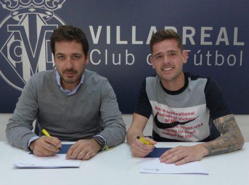 Xavi Quintilla Villarreal renueva