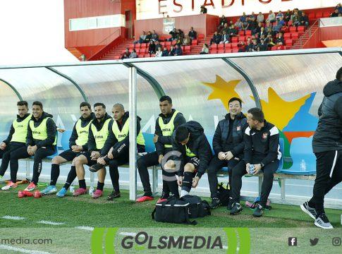 CF La Nucía banquillo