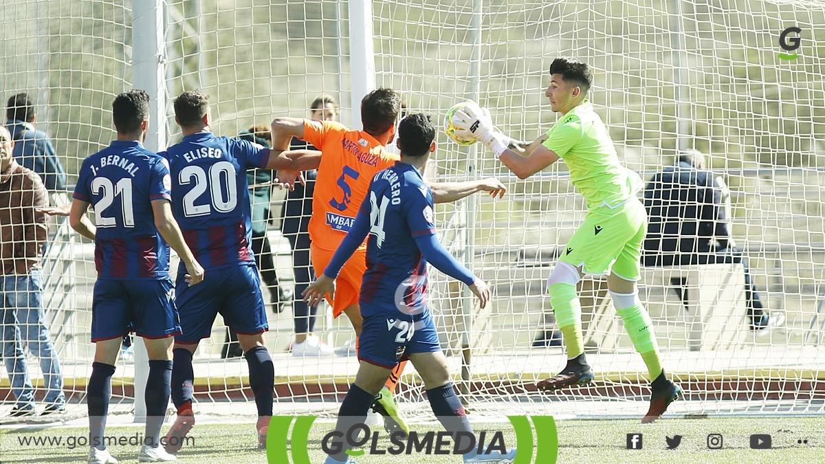 Dani Cardenas Atletico Levante