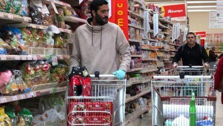 Dani Guiza cerveza supermercado