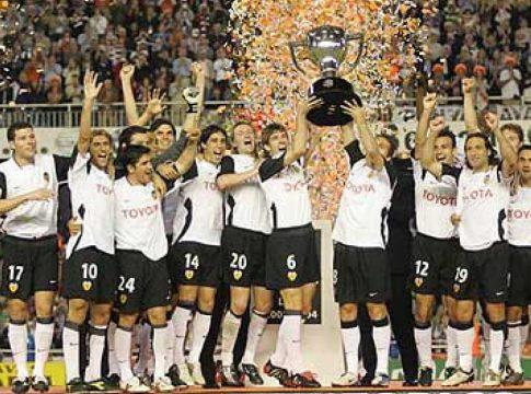 El Valencia CF del doblete