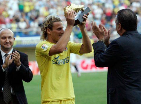 Forlan Villarreal CF