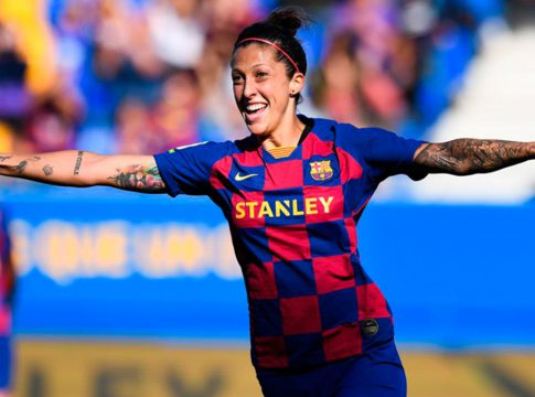 Jenni del FC Barcelona
