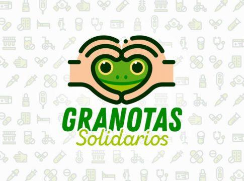 Levante granotas solidarios