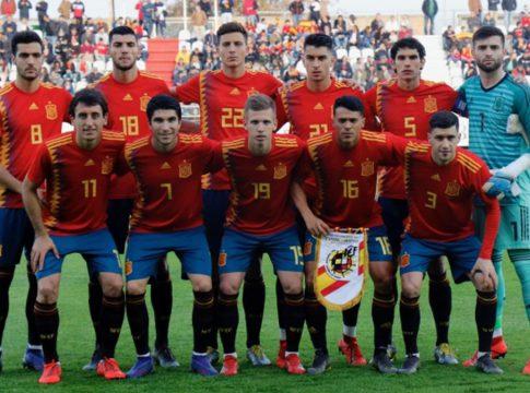 Seleccion española sub21