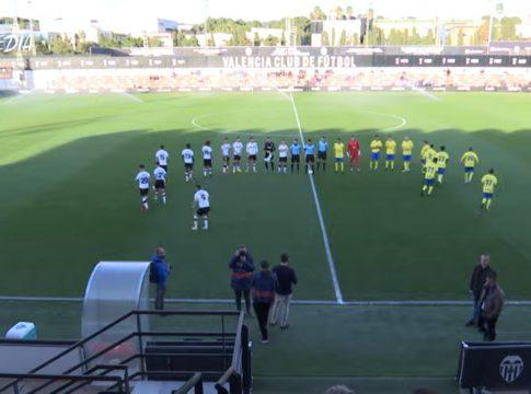 Vídeo Valencia Mestalla-SD Ejea