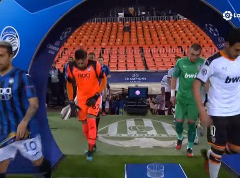 Valencia-Atalanta video