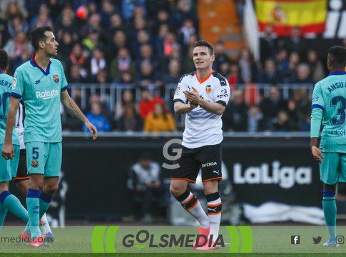 Valencia-Barcelona LaLiga