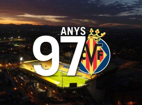 Villarreal CF 97 años