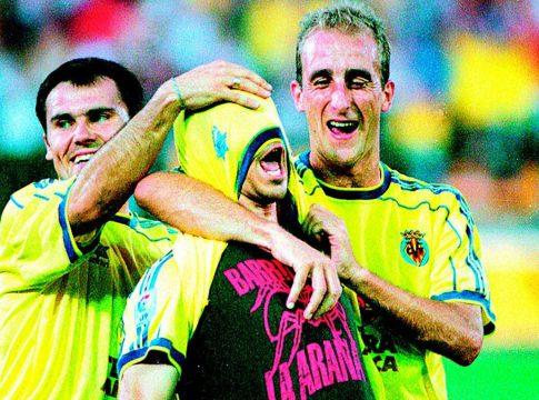 Villarreal CF primera victoria primera division