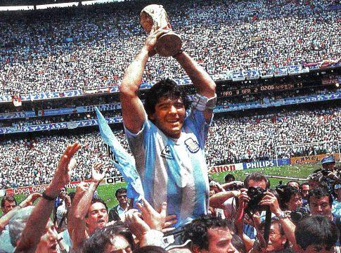 Maradona copa mundo