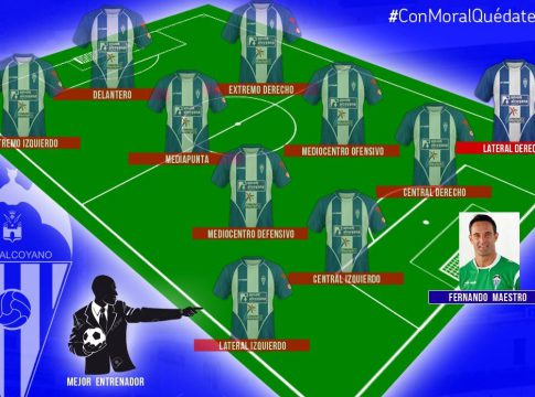 Once ideal Alcoyano