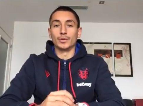 Pablo Martinez atletico levante
