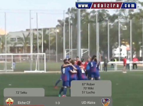 UD Alzira juvenil ascenso division de honor