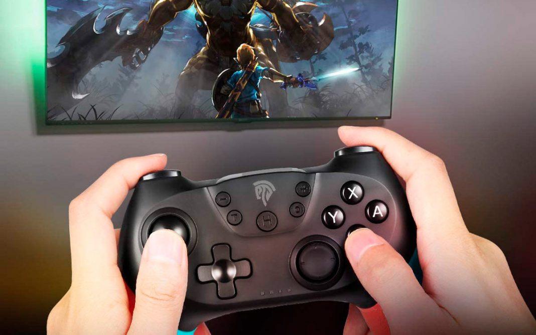 Mejores mandos PC para videojuegos