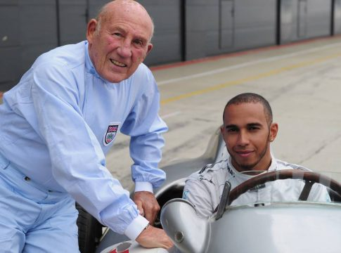 stirling moss lewis hamilton