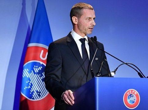 UEFA Ceferin