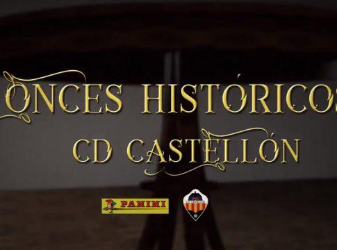 11 historico cromos cd castellon