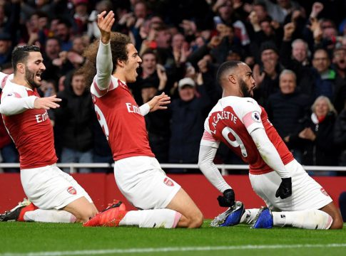 Arsenal goles