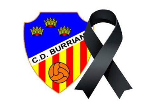 CD Burriana condolencias