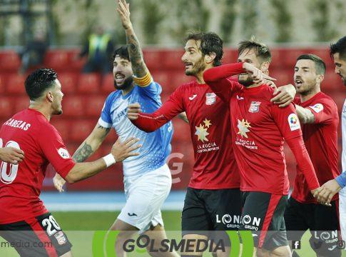 CF La Nucia-Lleida Esportiu