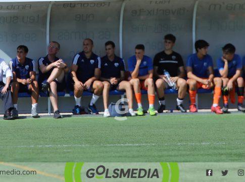 CF Torre Levante juvenil Paco Mari