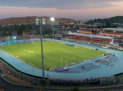 Estadio Camilo Cano La Nucia