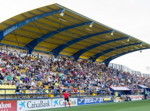 Mini Estadi villarreal cf